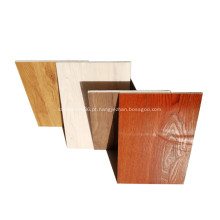 Placa de madeira à prova de fogo do MgO do estilo do painel decorativo