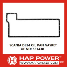 SCANIA DS14 OIL PAN GASKET 551438