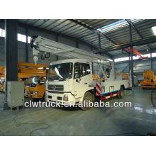 18m a 20m camión plataforma de trabajo aéreo