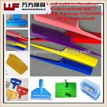 Molde de la manija del cepillo del OEM de Zhejiang taizhou / moldeo por inyección plástico de la manija del cepillo de pelo
