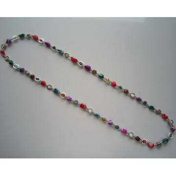 Collar de perlas Shell colores