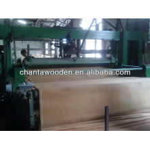 Chapa de madera rotativa corte natural con precio barato