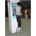 Aluminum step ladder step stool