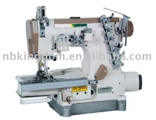 JT999-01DL-Z Computer-Controlled Direct Drive Cylinder Bed Interlock Sewing Machine (Elastic Lace Attaching)