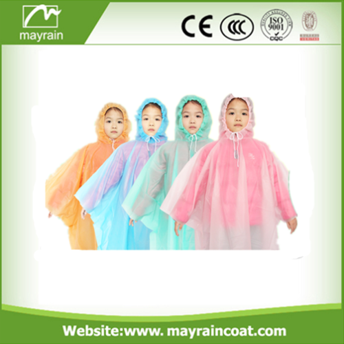 New Fashion Disposable Poncho