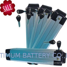 36v 10ah Lifepo4 Electric Bike Lithium Batteries With Iso9001,ce, Rohs Certifications