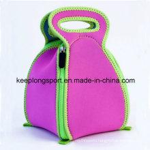 Fashionable Neoprene Children waterproof Folded Picnic Bag