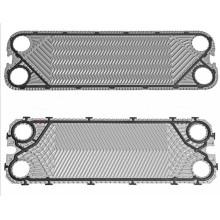 Placa de intercambiador de calor tipo placa Vicarb V8
