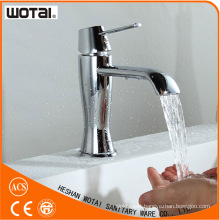 Wotai Chrom Finished Single Lever Basin Tap
