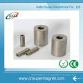 Высококачественный цилиндрический магнит SmCo с отверстием