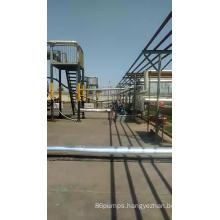 High Viscosity gear bitumen pump for ropy medium