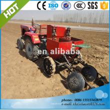 15-50 hp potencia de tractor acoplado de plantador de ajo de patata