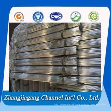Mill Surface 3003 Aluminium Tubes for Condenser