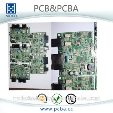 Quickturn vehicle tracker pcba gps tracker pcba