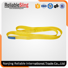 Polyester Endless Lifting Flat Belt with Safety Factor 6 Times