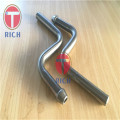 Auto Exhaust System Cold Drawn Welded Steel pipe