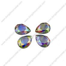 18 * 25 milímetros gota ab costura pedra de vidro (dz-1023)