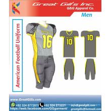 American Football Uniforms / sports uniform