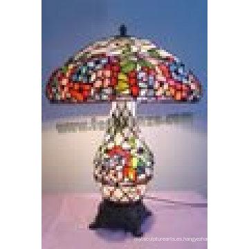 Decoración del hogar Tiffany lámpara de mesa de la lámpara T18220s