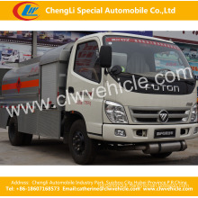 4X2 Foton 18.5cbm Aircraft Aviation Fuel Truck Oil Delivery