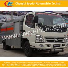 2 Alxes Dongfeng 5cbm Caminhão Distribuidor De Asfalto