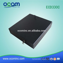 Small high quality metal mini pos cash drawer / cash box (ECD330C)