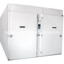 Incubadora automática en Poultry House de Super Herdsman