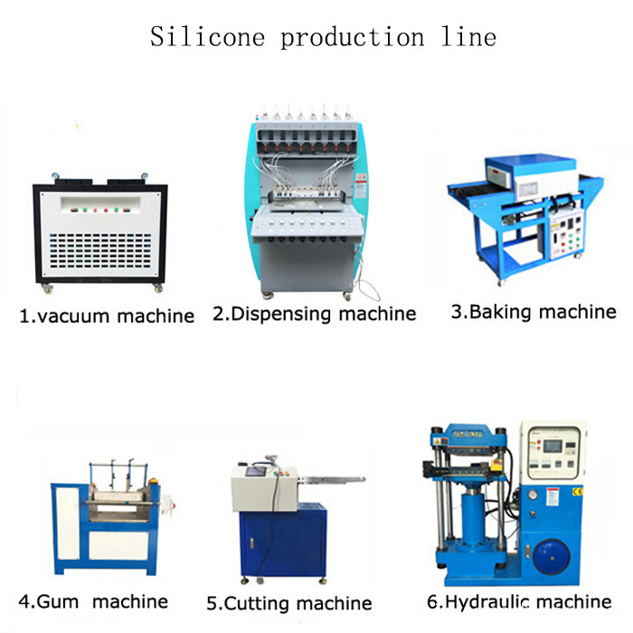 Silicone Related Machines