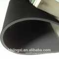 High Friction Ribbed Rubber Sheet Roll With Cloth Insertion