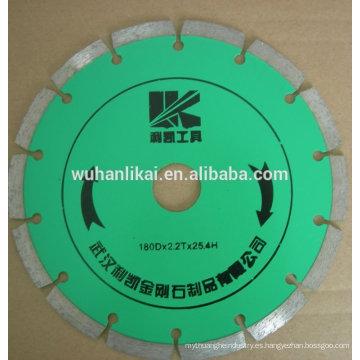herramientas de punteo de corte sinterizado de diamante