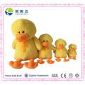 Easter Huggable Plush Stuffed Yellow Duck Toy