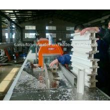 Machines d'extrusion de profil de PVC de haute qualité de WPC