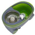 Vadrouille 360 Spin en acier inoxydable avec roues, le seau de spin conçu style économie d'énergie
