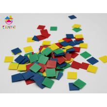Math Toy/Plastic Inch Color Tiles