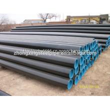 ASTM A 179 A 213 nahtlose Runde Stahlrohr