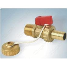 Válvula de esfera mini bronze