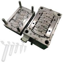 professional manufacturer precision molding plastic injection mould medical 50ml centrifuge tube mold