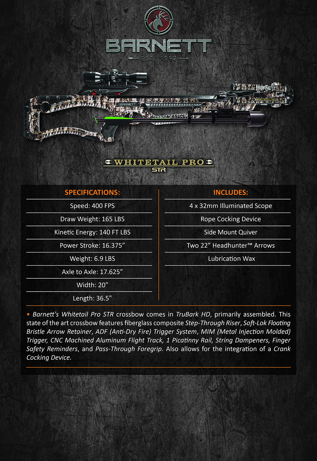 Barnett_Whitetail_Pro_STR_Product_Description