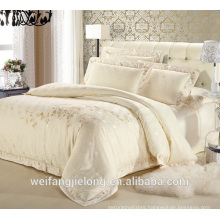 100% cotton embroidery duvet cover set