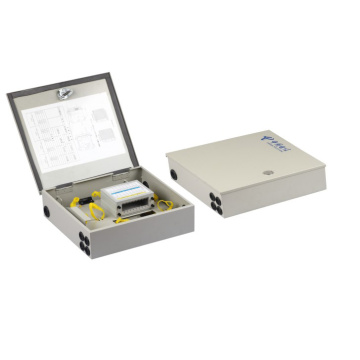 FTTH 24 Cores Fiber Optic Termination Box (AS-ODF-FDB-24B)