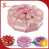 Indian Sweet Royal Decoration Take Away Candy Gift Paper Box For Wedding Favors