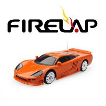 Firelap 1/28 elétrico rc carro rc brinquedo jogando jogo