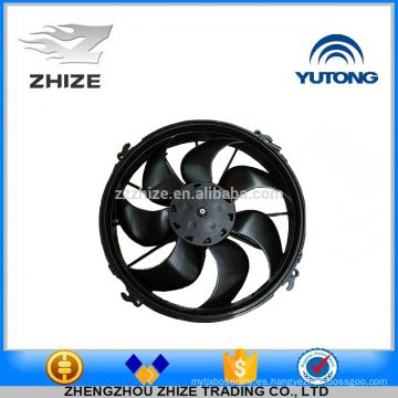 Proveedor de China EX precio de fábrica del autobús parte de repuesto 8114-00110 ventilador de condensador para Yutong