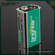 6lr61 9v pilas 6lr61 batería 9v batería 9v batería 006p 9v