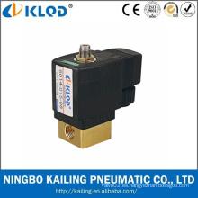 Serie KL6014 Válvula solenoide de 24V DC de acción directa de 3/2 vías