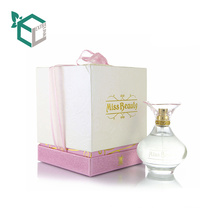 Caja Cosmética Personalizada Rosa Perfume Clásico