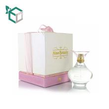 Boîte cosmétique faite sur commande de parfum classique rose