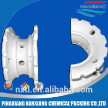 Anel de sela da embalagem de 150mm Ceramic para a embalagem aleatória da torre (fabricante profissional do novalox da sela)