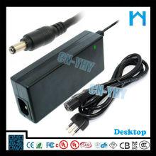 Alimentation pour lcd monitor 14v 7a adaptateur cc c pour terminal de carte de crédit 98w bureau
