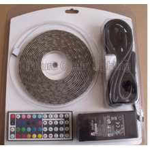 LED Strip Light Kit 2.5m 60SMD 5050 IP65 44key Infrared Controller